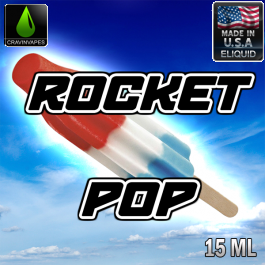 Rocket Pop 15mL