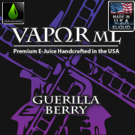 Guerilla Berry by Vapor mL