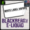 White Label Vapor - Blackberry e-Liquid
