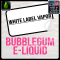 White Label Vapor - Bubblegum