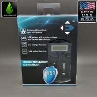 WS1 Intelligent LCD Charger