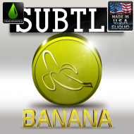 Subtle - Banana 120mL