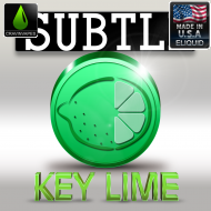 Subtle - Key Lime Pie 120mL